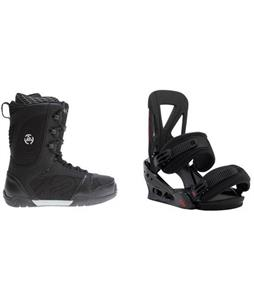 K2 Pulse Boots w/ Burton Custom Re:Flex Bindings