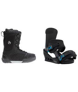 K2 Pulse Boots w/ Burton Infidel Re:Flex Bindings