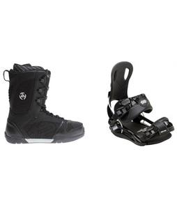 K2 Pulse Boots w/ GNU Front Door Bindings