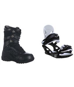 Lamar Justice Boots w/ M3 Helix 3 Bindings