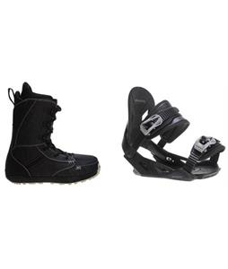 M3 Agent 4 Boots w/ Avalanche Summit Bindings