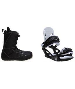 M3 Agent 4 Boots w/ Helix 3 Bindings