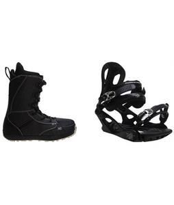 M3 Agent 4 Boots w/ Pivot 4 Bindings