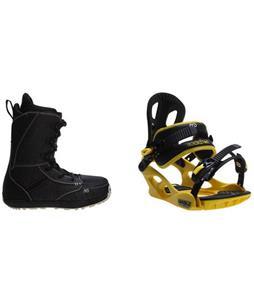M3 Agent 4 Boots w/ Pivot Rockstar Bindings