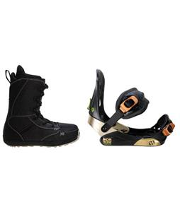 M3 Agent 4 Boots w/ Morrow Invasion Bindings