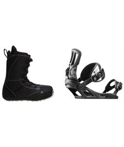 M3 Agent 4 Boots w/ Rossignol Cage Bindings V1