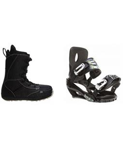 M3 Agent 4 Boots w/ Sapient Stash Bindings