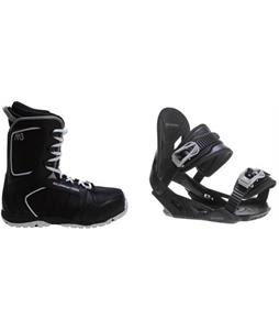M3 Militia 4 Boots w/ Avalanche Summit Bindings