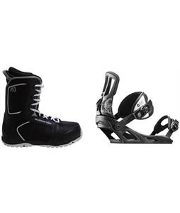 M3 Militia 4 Boots w/ Rossignol Cage Bindings V1