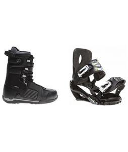Morrow Reign Boots w/ Sapient Stash Bindings