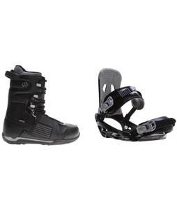 Morrow Reign Boots w/ Sapient Stash Bindings