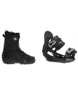 Northwave Freedom Boots w/ Avalanche Summit Bindings