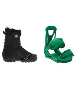 Northwave Freedom Boots w/ Burton Freestyle Bindings