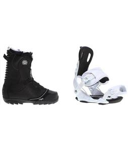 Northwave Freedom Boots w/ GNU Weird Bindings