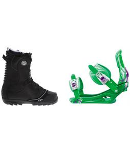 Northwave Freedom Boots w/ Rossignol Battle Bindings