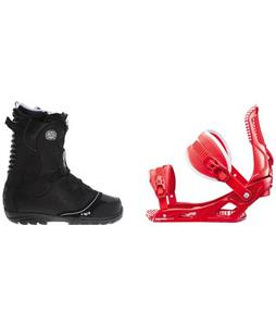 Northwave Freedom Boots w/ Rossignol Cage Bindings