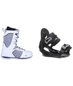 Ride Orion Boots w/ Avalanche Summit Bindings