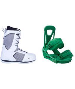 Ride Orion Boots w/ Burton Freestyle Bindings