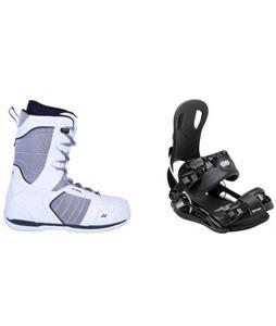 Ride Orion Boots w/ GNU Front Door Bindings