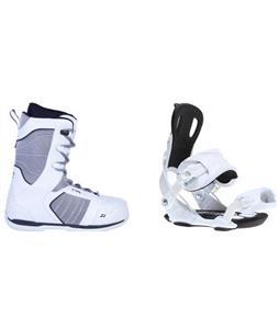 Ride Orion Boots w/ GNU Weird Bindings