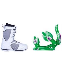Ride Orion Boots w/ Rossignol Battle Bindings