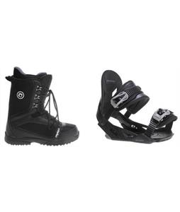 Sapient Guide Boots w/ Avalanche Summit Bindings