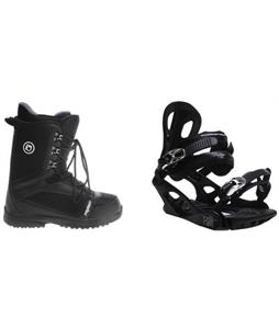Sapient Guide Boots w/ M3 Pivot 4 Bindings
