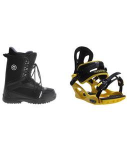 Sapient Guide Boots w/ M3 Pivot Rockstar Bindings