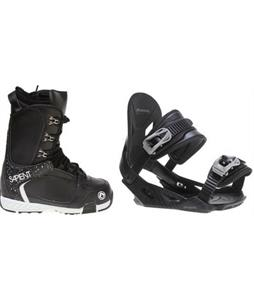 Sapient Yeti Boots w/ Avalanche Summit Bindings