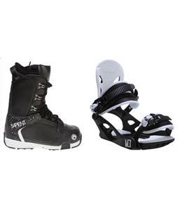 Sapient Yeti Boots w/ M3 Helix 3 Bindings