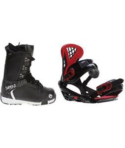 Sapient Yeti Boots w/ Wisdom Bindings