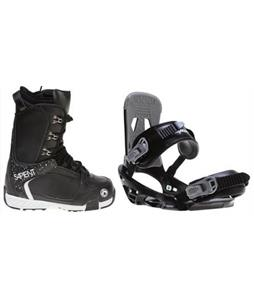 Sapient Yeti Boots w/ Stash Bindings