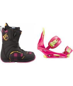 Burton Bootique Boots w/ Citizen Bindings