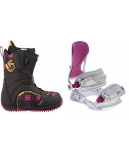 Burton Bootique Boots w/ Avalanche Serenity Bindings