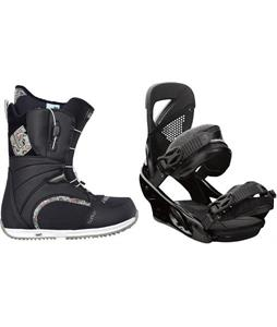 Burton Bootique Boots w/ Lexa Bindings