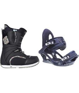 Burton Bootique Boots w/ K2 Charm Bindings