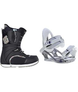 Burton Bootique Boots w/ K2 Charm Bindings