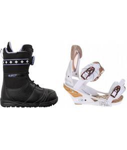 Burton Chloe Boots w/ Escapade Bindings