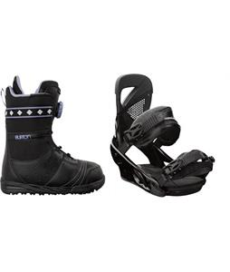 Burton Chloe Boots w/ Lexa Bindings