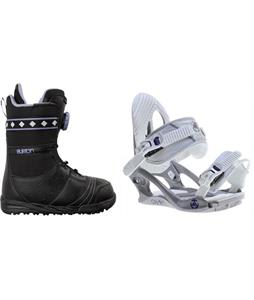 Burton Chloe Boots w/ K2 Charm Bindings