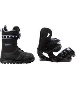 Burton Chloe Boots w/ Roxy Classic Bindings