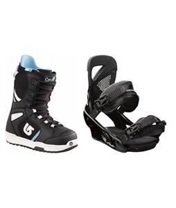 Burton Coco Boots w/ Lexa Bindings