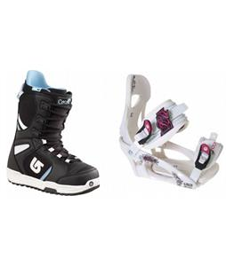 Burton Coco Boots w/ LTD LT250 Bindings