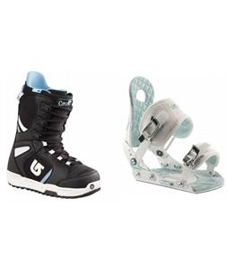 Burton Coco Boots w/ Ride LXH Bindings