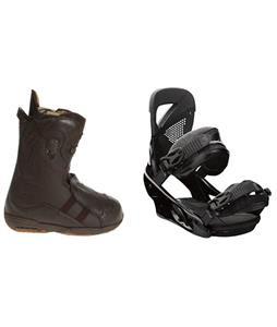 Burton Iroc Boots w/ Lexa Bindings