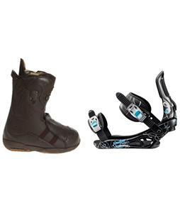 Burton Iroc Boots w/ Rossignol Gala Bindings