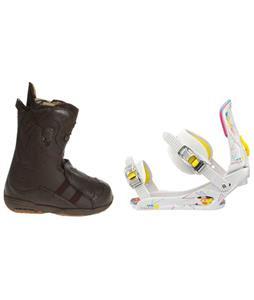 Burton Iroc Boots w/ Rossignol Myth Bindings