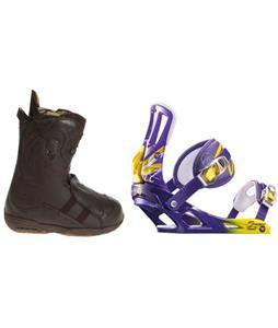 Burton Iroc Boots w/ Rossignol Tesla Bindings