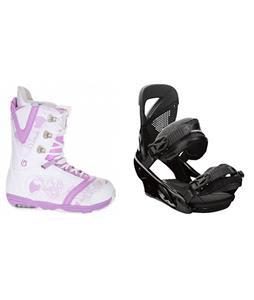 Burton Lodi Boots w/ Lexa Bindings