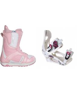 Burton Mint Boots w/ LTD LT250 Bindings
